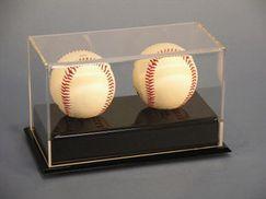 Baseball Double Ball Case