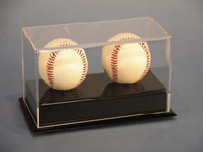 Baseball Double Ball Case