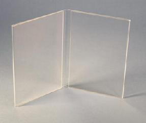 Absolute Acrylic Inc Product Details 08 X 10 Double Frame