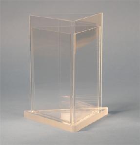 Three-Sided Wind Resistant 4x6