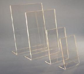 Slant Back Picture Frames 5x7